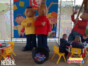 Buurman & Buurman, Meet & Greet met Buurman & Buurman, Buurman & Buurman boeken, Buurman & Buurman inhuren, Buurman & Buurman huren, Buurman & Buurman op bezoek, Buurman & Buurman activiteiten Buurman & Buurman foto actie, Buurman & Buurman entertainment, Bekende Kindercharacters boeken, kinderfiguren inhuren, winkelcentrumpromotie, looppop inhuren, Bekend Kindercharacter boeken, looppop boeken, tv karakter boeken, tv karakter inhuren, winkelcentrum promotie Buurman & Buurman Kindershow