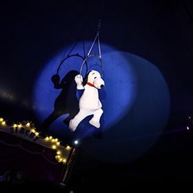 Kidsheldencircus, Kidshelden, Snoopy