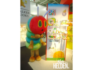 Rupsje Nooitgenoeg, winkelcentrumpromotie, kinderentertainment