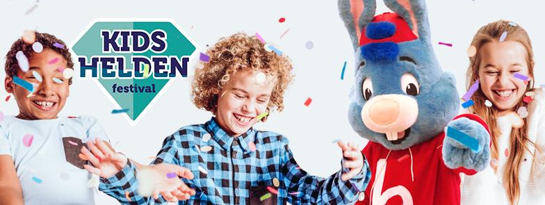 Bekende Kinder character boeken,kinderfiguren inhuren, winkelcentrumpromotie, looppop inhuren, Kidshelden, Kidsheldenfestival, Kidshelden Festival