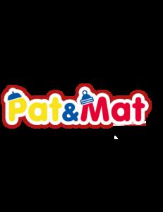 Kidshelden, winkelcentrumpromotie, entertainmentbureau, Pat & Mat